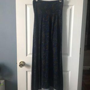 Lularoe Maxi Skirt, size XS